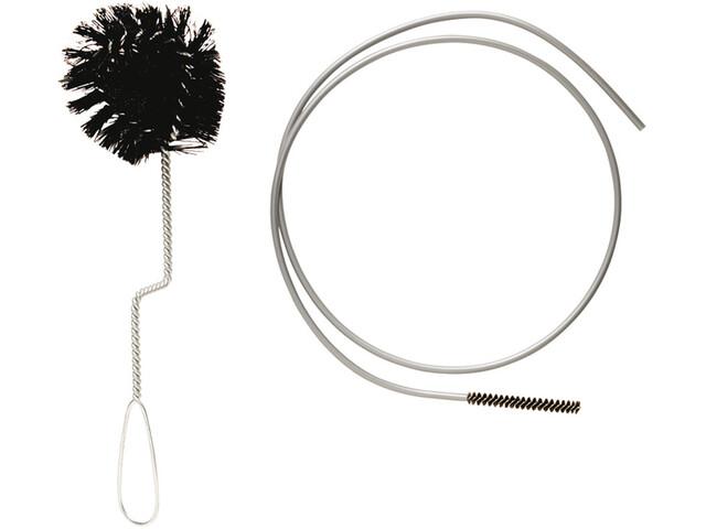 CamelBak Reservoir Cleaning Brush Kit grå/sort